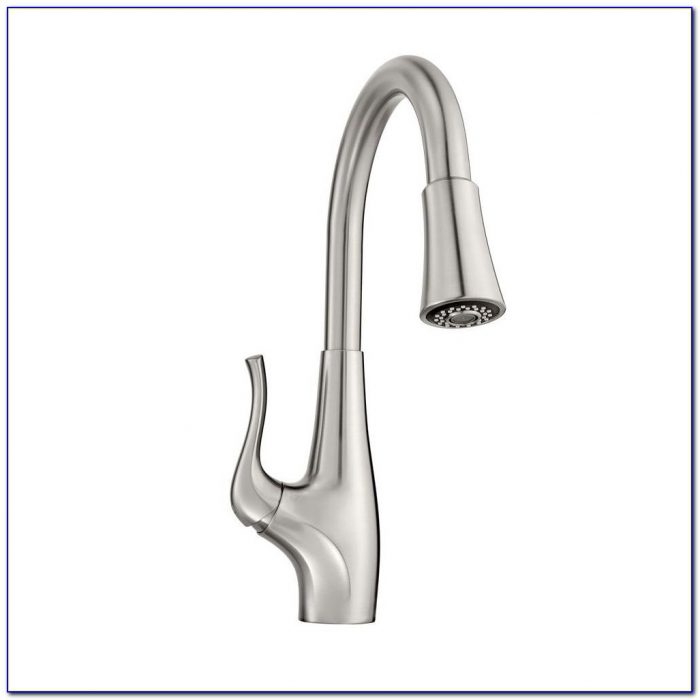 Pur Advanced Faucet Water Filter Stainless Steel