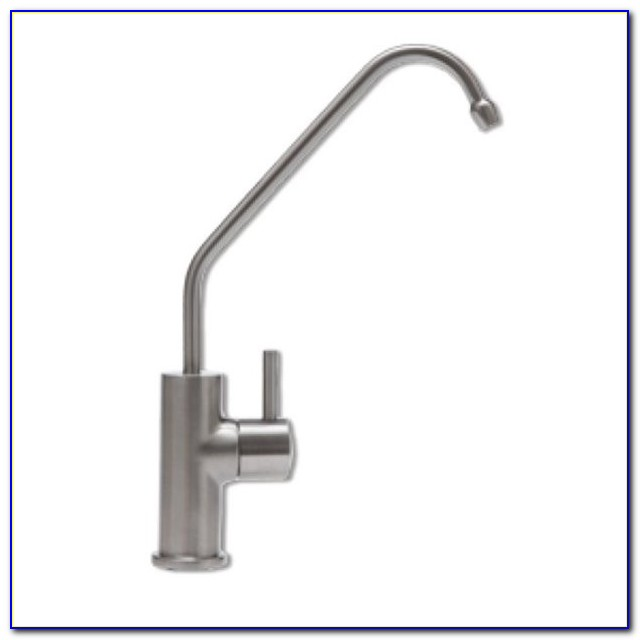 Pur Advanced Faucet Water Filter Stainless Steel Style