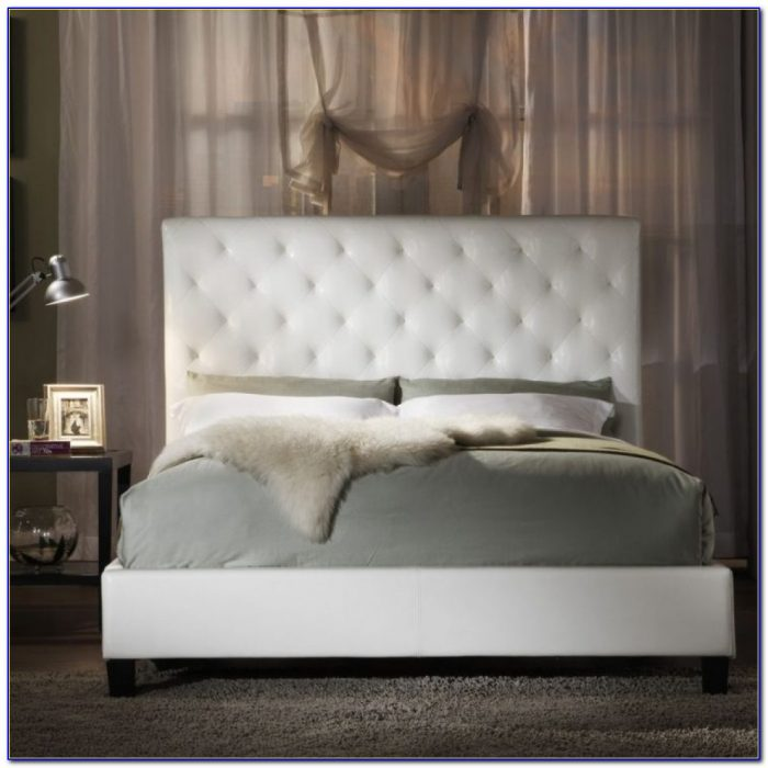 Appealing Minimalist Queen Bed Frame With Headboard Application Cushion Bed Frame