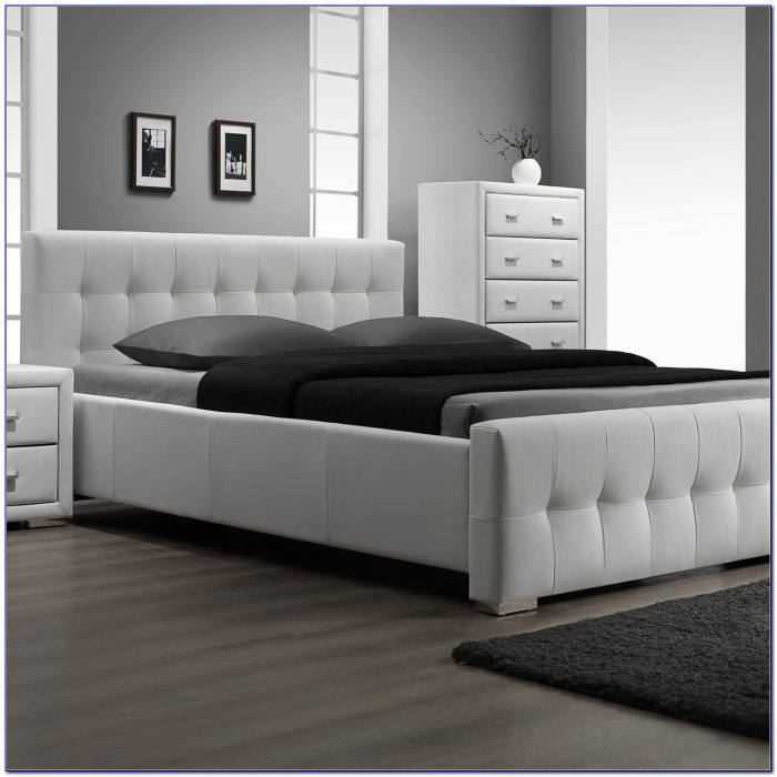 Real Leather King Size Headboard