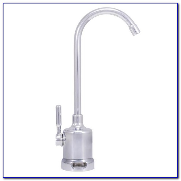Reverse Osmosis Faucet With Dishwasher Air Gap