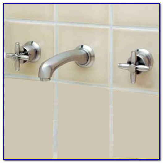 Rohl Wall Mounted Sink Faucet