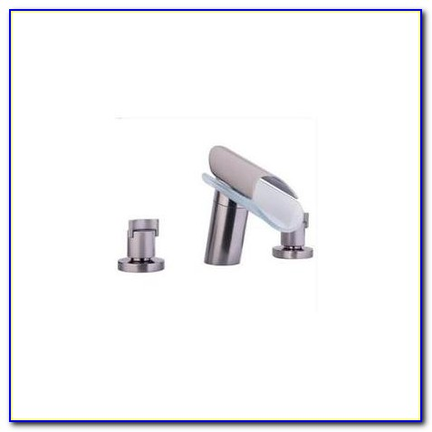 Moen Brushed Nickel Roman Tub Faucet Faucet Home