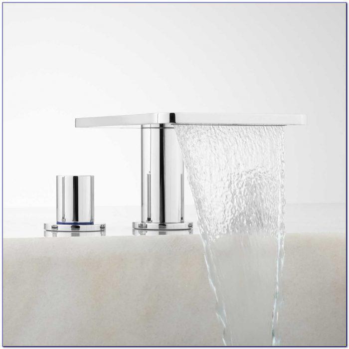 Roman Waterfall Tub Faucet