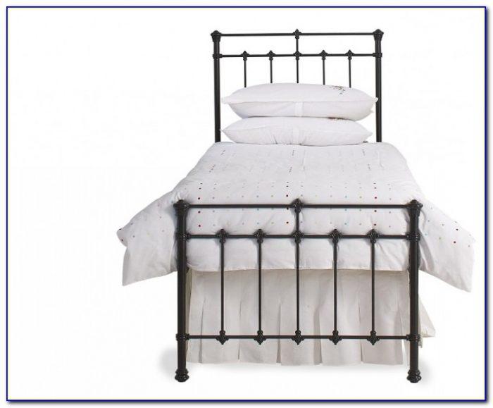 Single Bed Metal Headboards