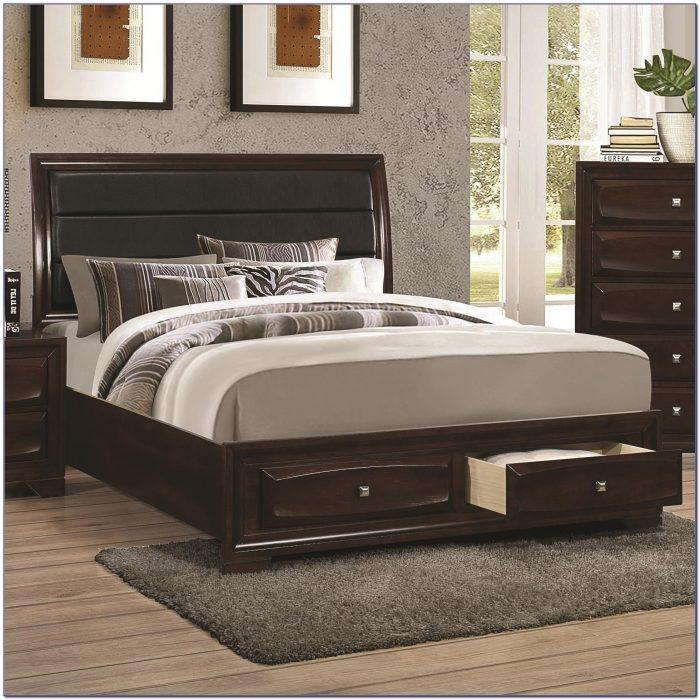 Single Beds With Headboard Storage