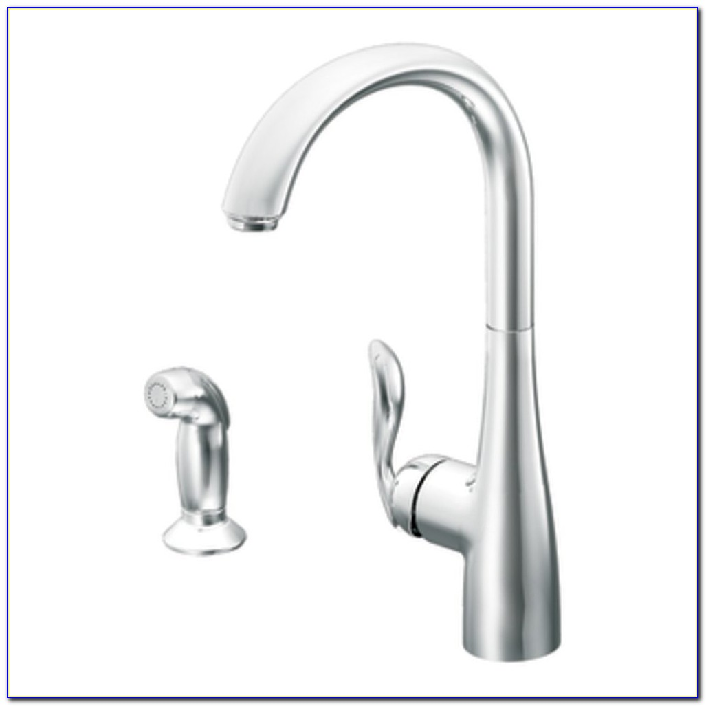 Single Lever Moen Kitchen Faucet Repair
