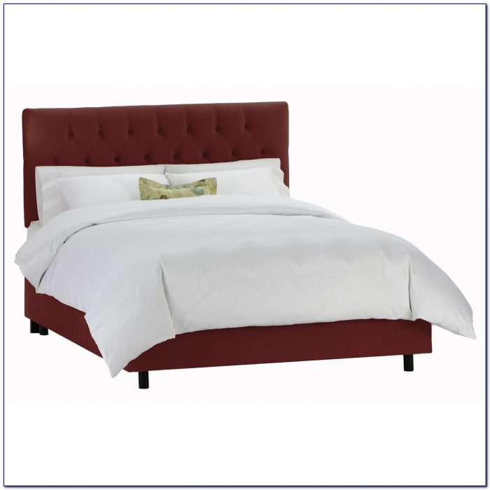 Skyline Furniture Arch Tufted Headboard