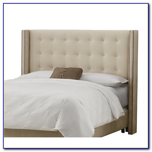 Skyline Furniture Surrey Tufted Headboard