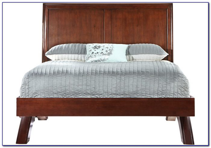 Solid Cherry King Size Headboard