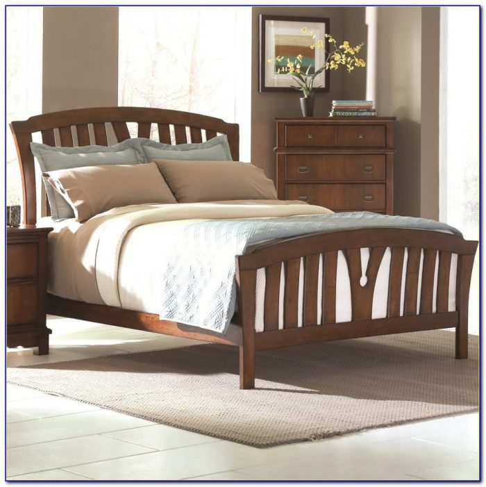 King Size Headboard And Footboard Plans