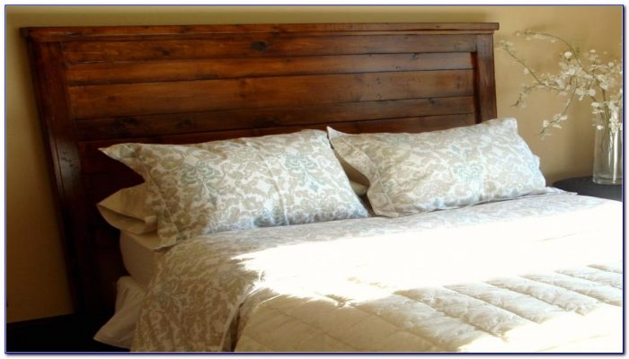 Solid Wood King Size Headboard
