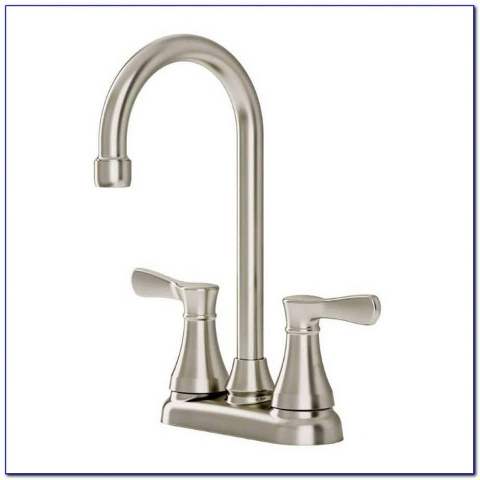 Stainless Steel Bar Faucet Single Handle