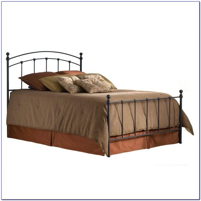 Twin Bed Frame Headboard Footboard Brackets