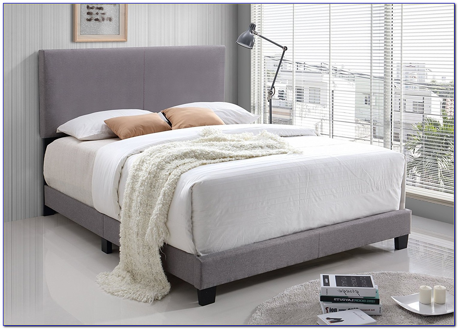 Twin Bed Frame With Headboard And Footboard