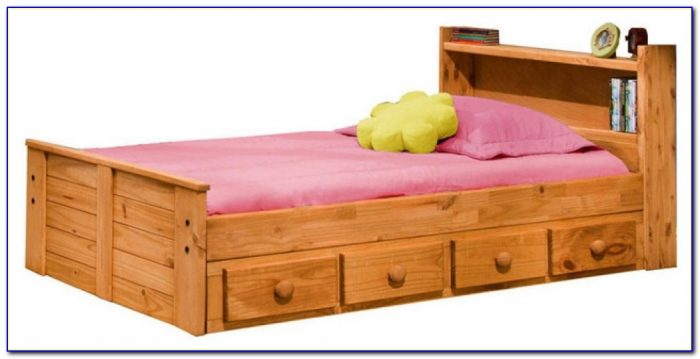 Lovely Headboard For Twin Bed Kids Twin Bed With Storage Bookcase In Kid Twin Bed With Storage