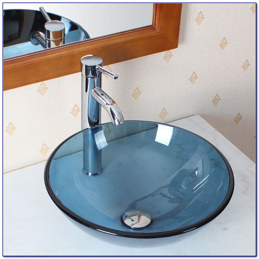 Undermount Bathroom Sink And Faucet Combo