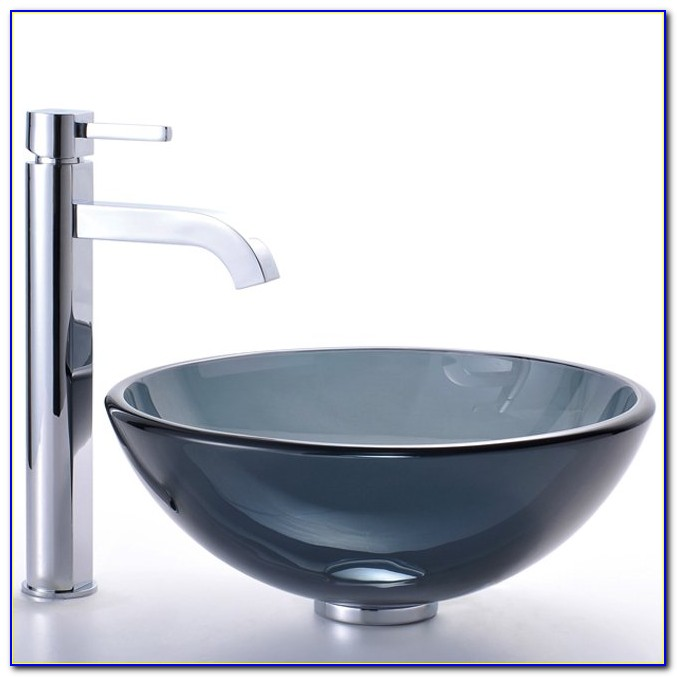 Vessel Sinks And Faucet Combo