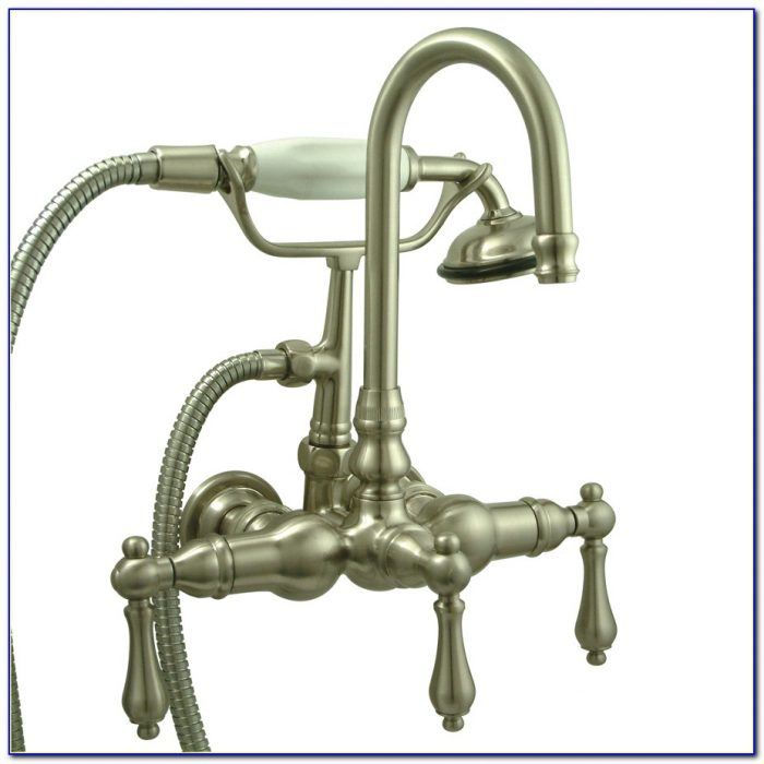 Vintage Clawfoot Tub Faucets