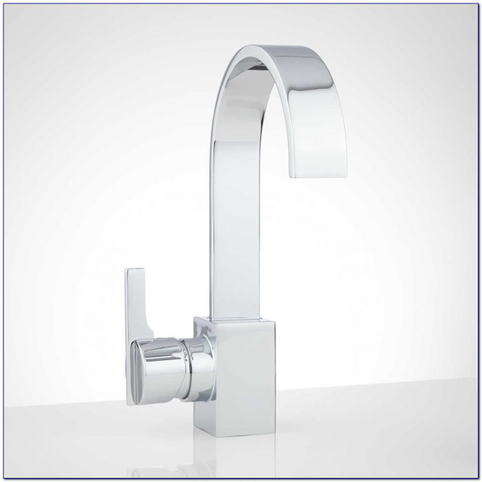 Wall Mount Faucet For Bathroom Sink