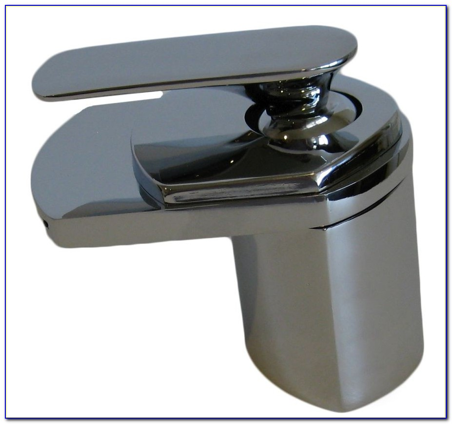 Waterfall Faucet For Undermount Sink