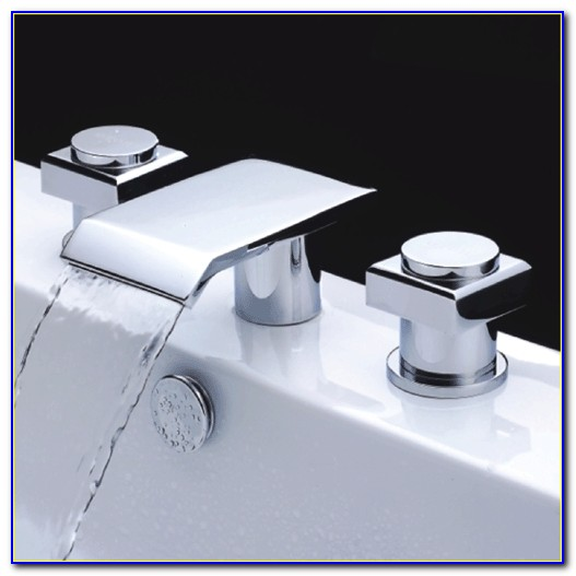 Waterfall Faucets For Tubs