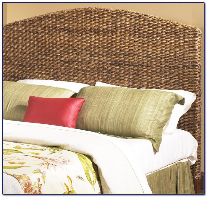 Wicker Headboard Full Size