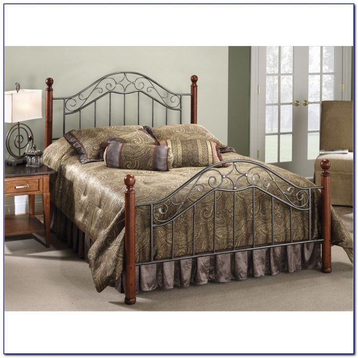 Wood And Metal Bed Headboards
