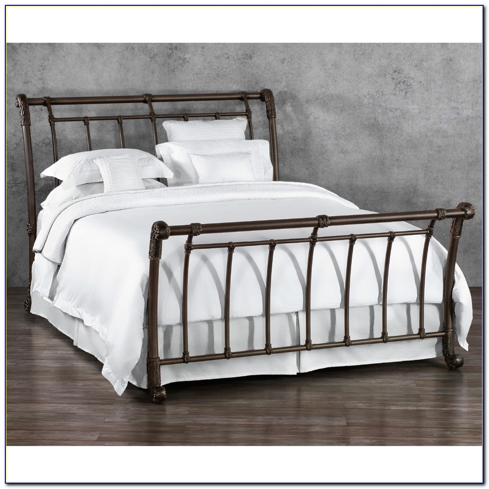 Wood And Metal King Size Headboards
