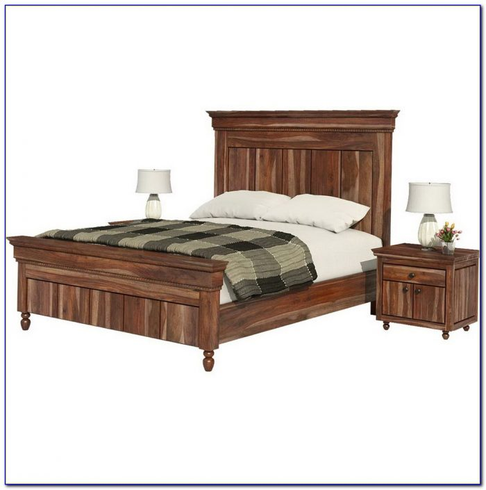 Queen Headboard And Footboard Wood