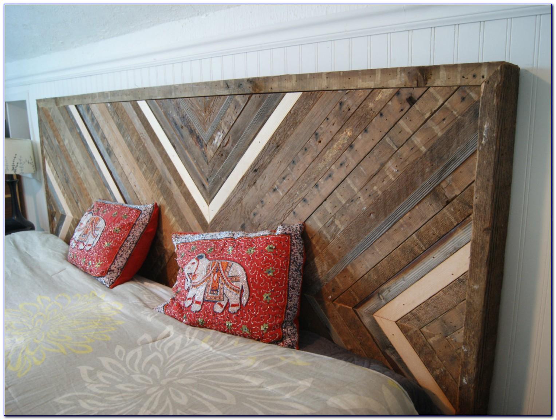 Wood King Size Headboard And Footboard