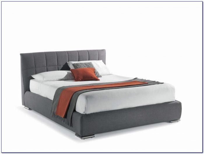 Wood Platform Bed Frame No Headboard