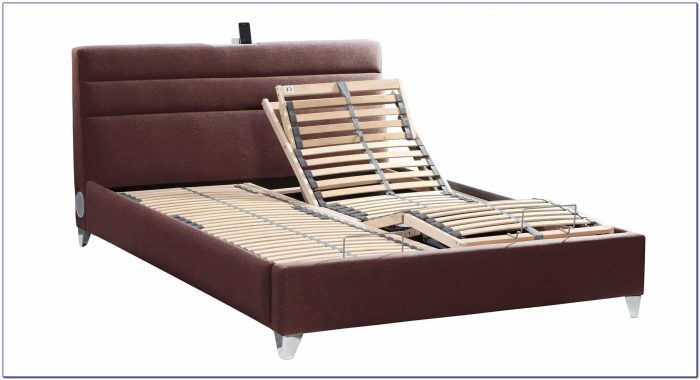 Wooden Bed Frame With Headboard And Footboard