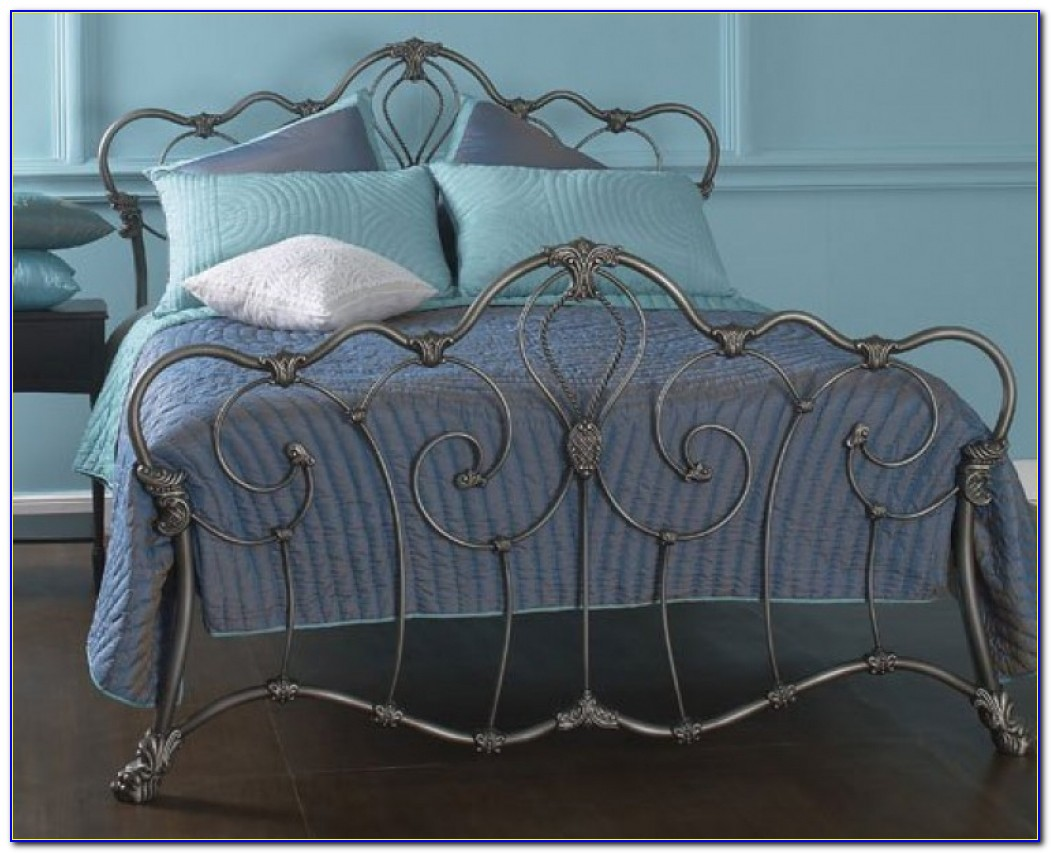 Great King Size Metal Headboard Wrought Iron Beds Iron Beds And Iron Bed Frames King