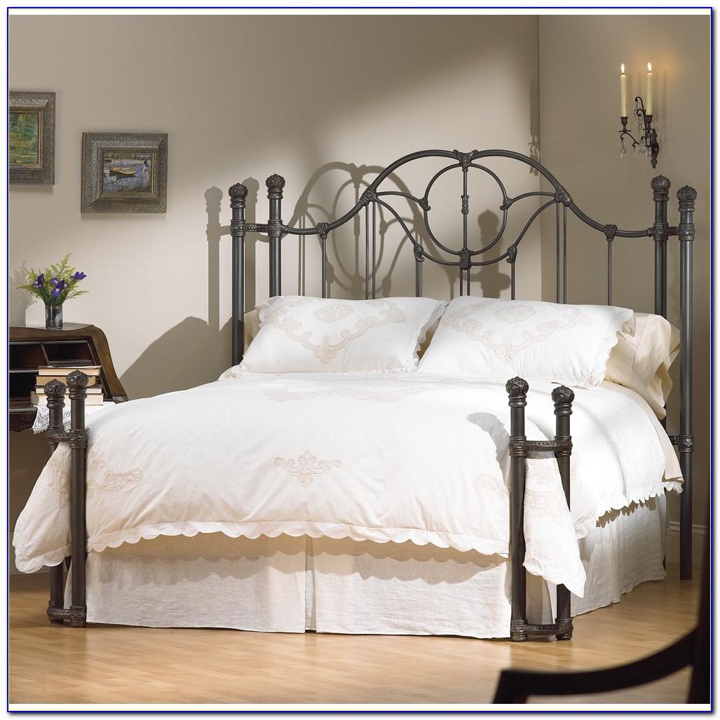 Wrought Iron Headboard Queen Bed