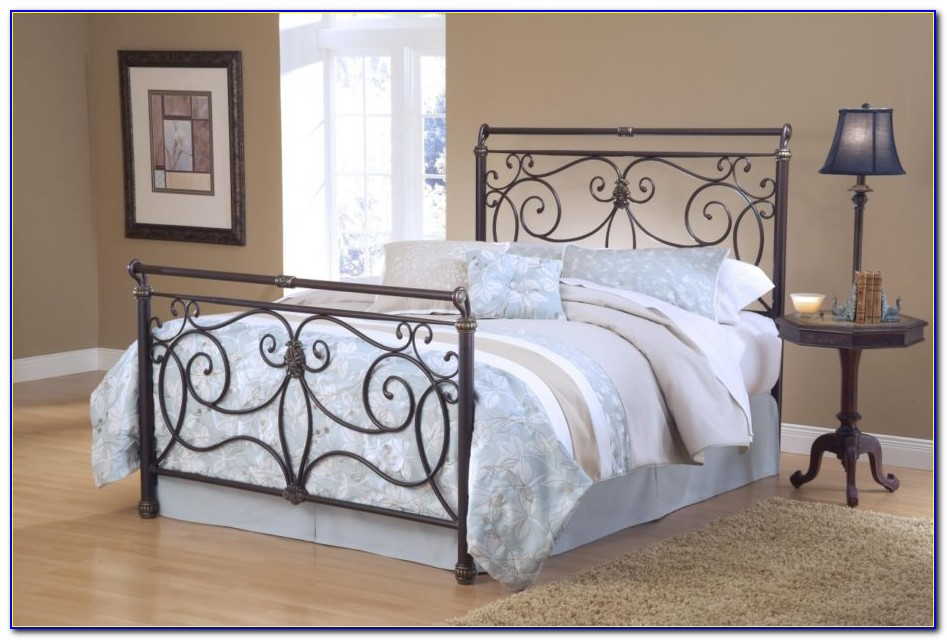 Wrought Iron Headboards Queen Size