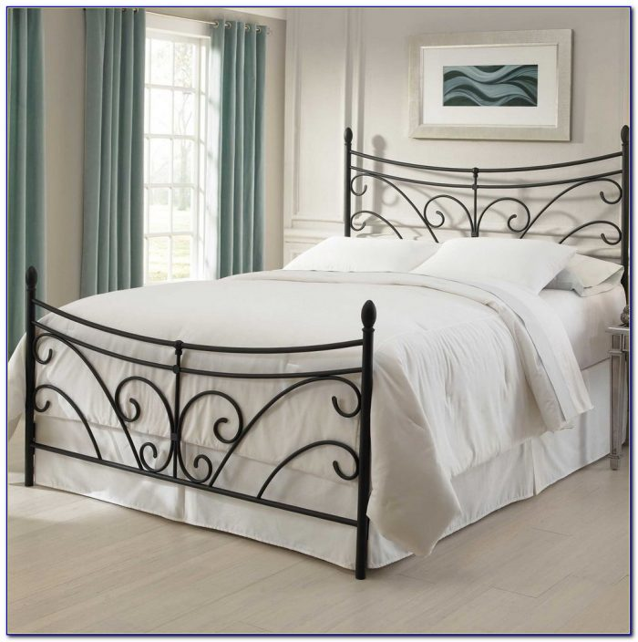 Wrought Iron Headboards Queen