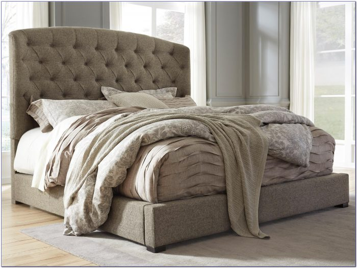 Ashley Furniture Tufted Headboard