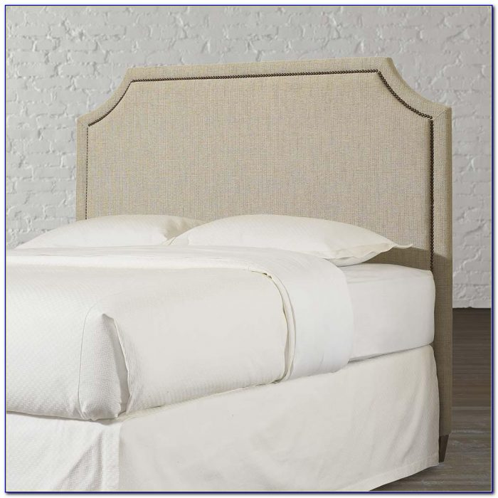 Beds With Fabric Headboards