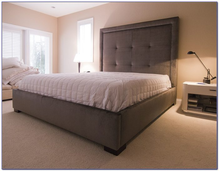 King Size Beds With Large Headboards