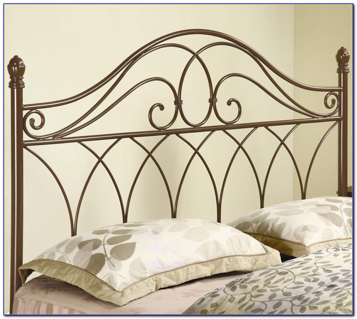 Metal Queen Bed Headboard