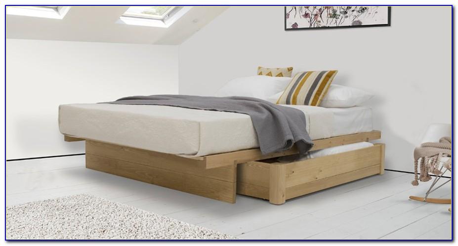 Storage Bed Frame No Headboard