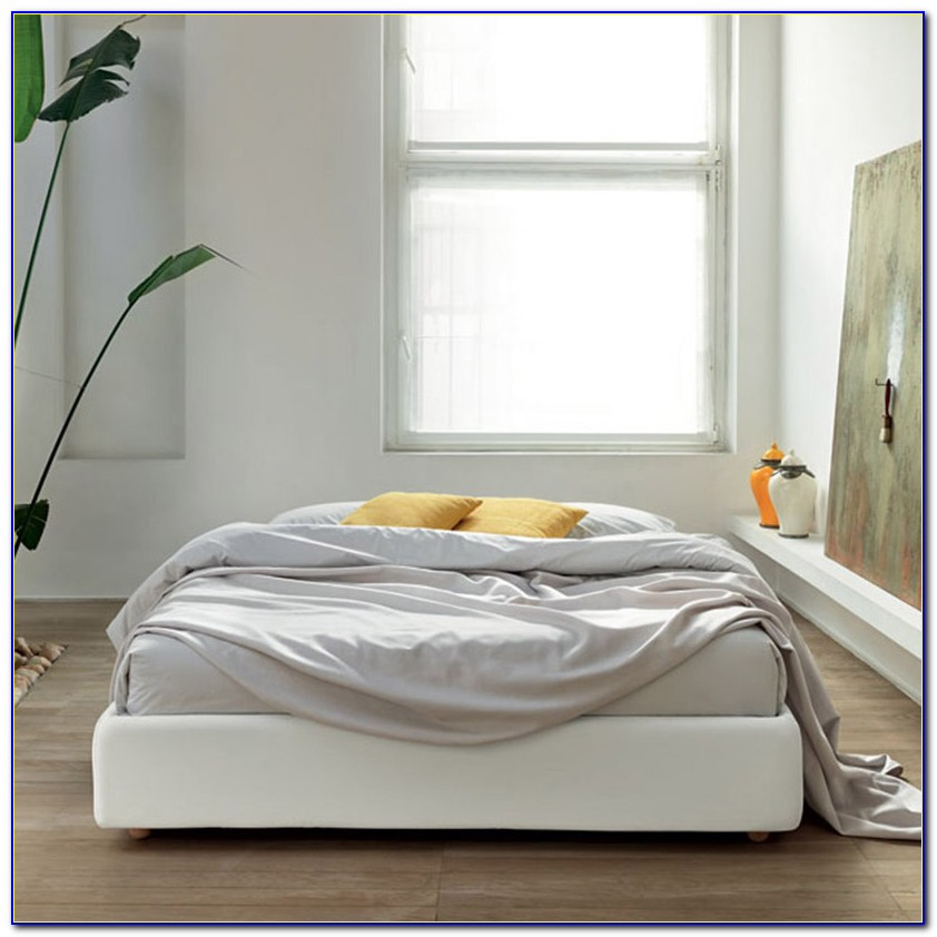 Storage Bed No Headboard
