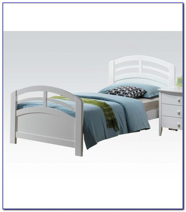 Twin Beds With Headboard And Footboard